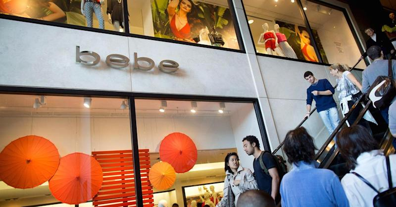 Bebe will close 21 stores as it works to overhaul its business