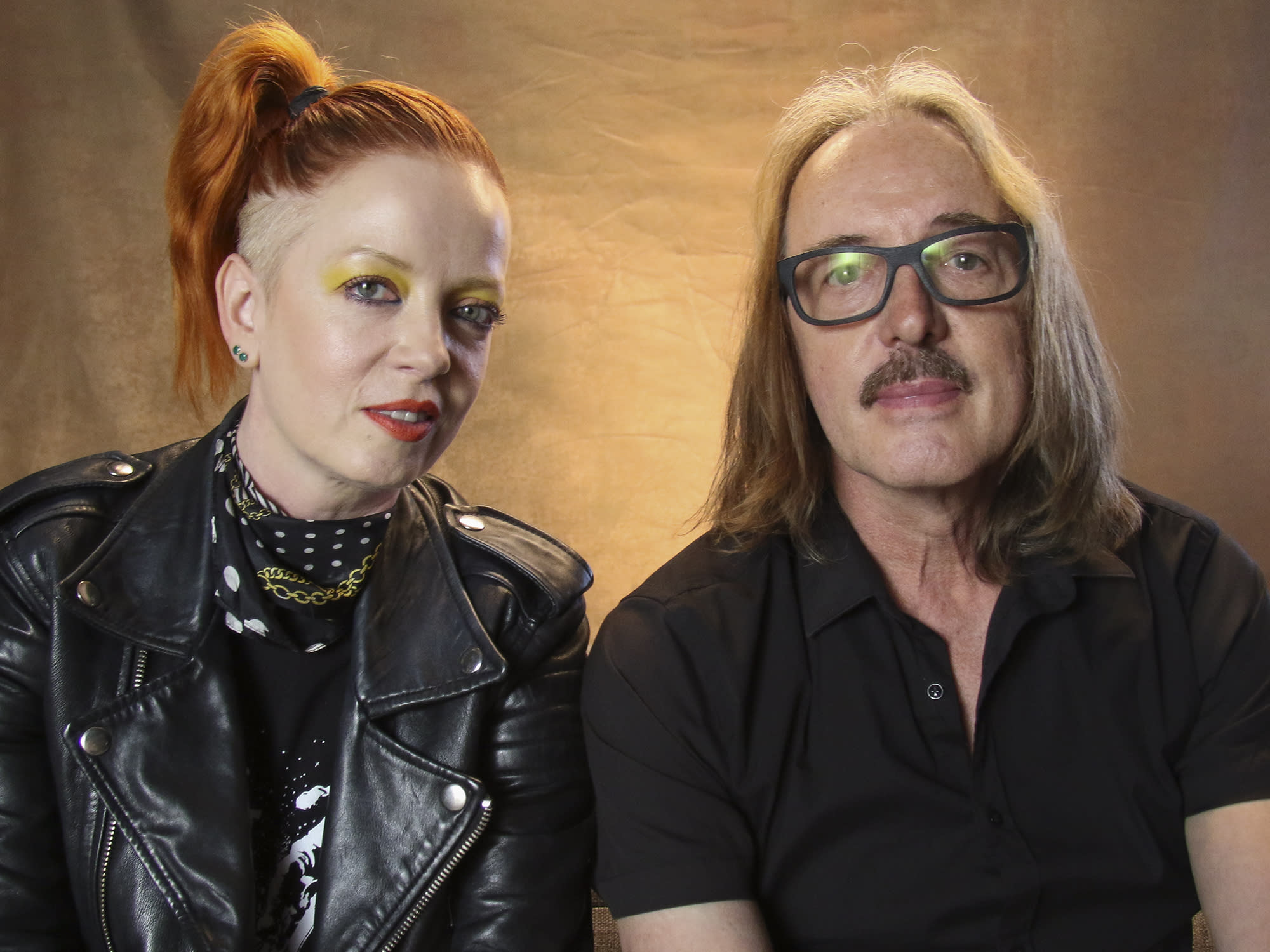 Backspin: Garbage Talk About Shirley Manson's See-Through ...