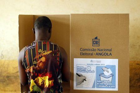 Ruling MPLA party wins Angola elections: poll official