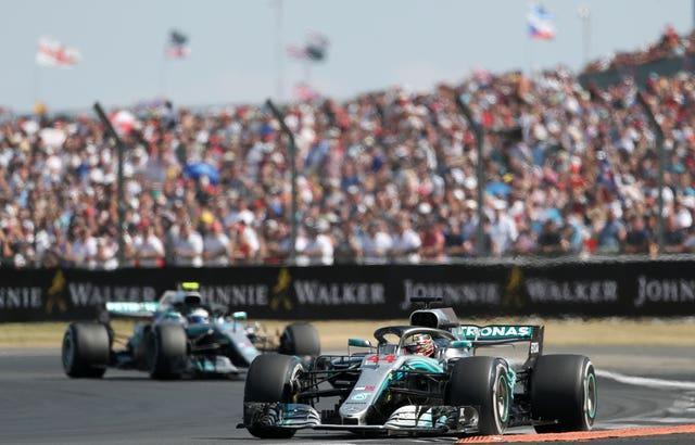 Silverstone is set to be at full capacity for the British Grand Prix after being selected for the Government's Events Research Programme