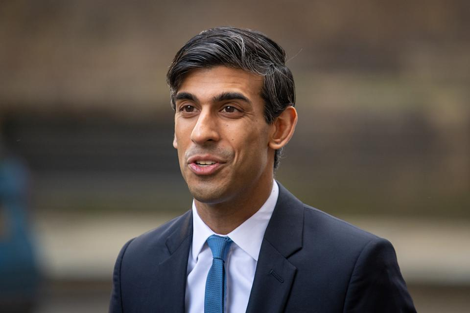 """File photo dated 06/04/20 of Chancellor Rishi Sunak, who has been urged to introduce a """"wage subsidy package"""" to taper furlough payments when coronavirus lockdown measures are eased and businesses begin to recover."""