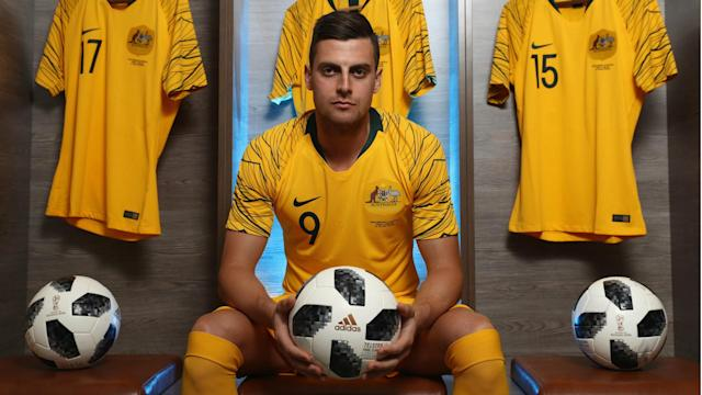 Goals are a must for Australia when they face off against the South Americans on Tuesday
