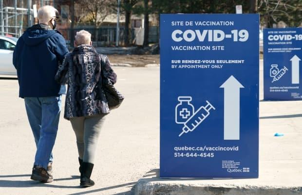 Quebec will soon start offering vaccines to people with chronic illnesses and essential workers who live and work in Montreal. (Paul Chiasson/The Canadian Press - image credit)