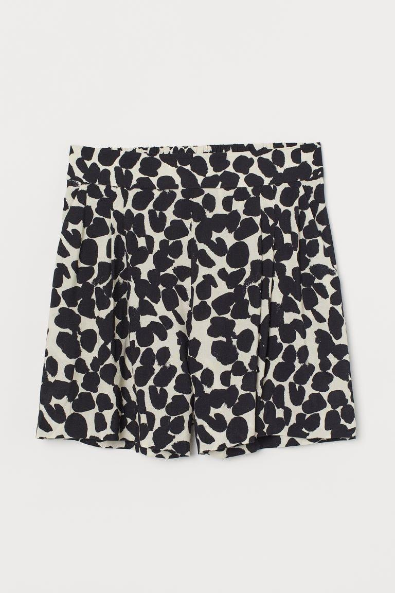 <p>Style these <span>Pattern Shorts</span> ($13) with a tank top and some slide sandals for a casual hang.</p>