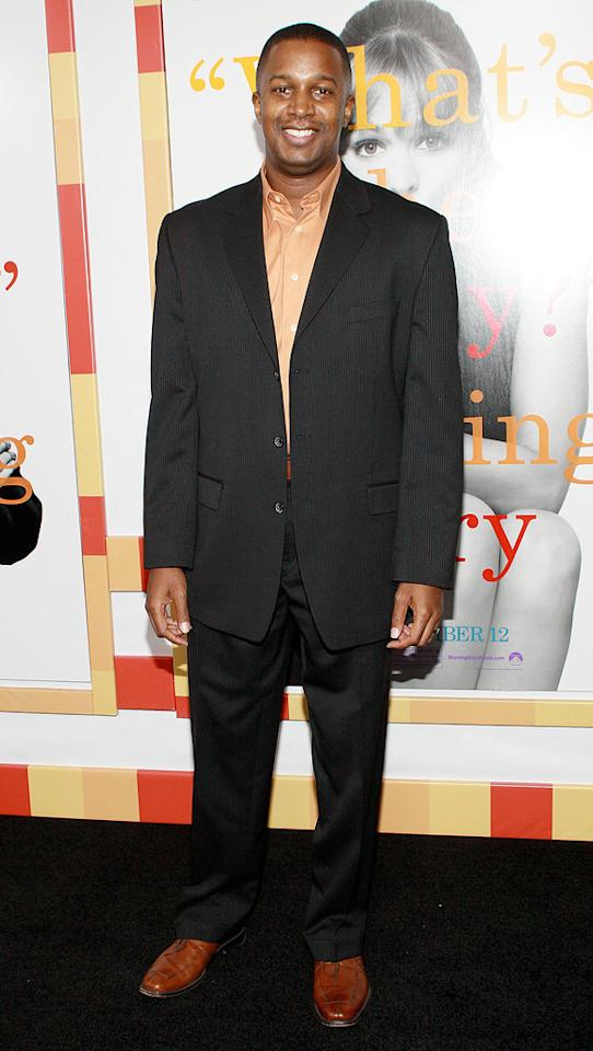 "Rick Younger at the New York City premiere of <a href=""http://movies.yahoo.com/movie/1810092333/info"">Morning Glory</a> on November 7, 2010."