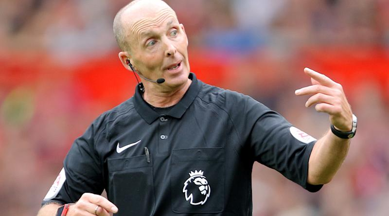 Mike Dean declares victory after Mark Clattenburg leaves for Saudi Arabia