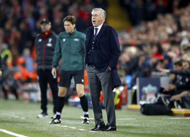 Carlo Ancelotti got the better of Jurgen Klopp with Napoli earlier this season