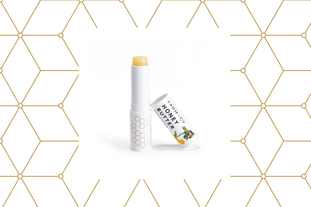 "<p>It's an all-natural pick that nourishes with good-for-your-lips ingredients such as honey, beeswax, cupuaçu butter, and Echinacea GreenEnvy™. $10, <a rel=""nofollow"" href=""https://www.sephora.com/product/honey-butter-beeswax-lip-balm-P428416?skuId=2042794&om_mmc=ppc-GG_381463959_27499864719_pla-178156570119_2042794_97594831959_9058761_c&country_switch=us&lang=en&gclid=EAIaIQobChMIxqfB3-rc2AIVwYuzCh0dDwr9EAYYASABEgJADPD_BwE&gclsrc=aw.ds"">sephora.com</a> (Photo: Farmacy/Getty) </p>"
