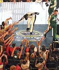 Did NASCAR give Junior preferential treatment?