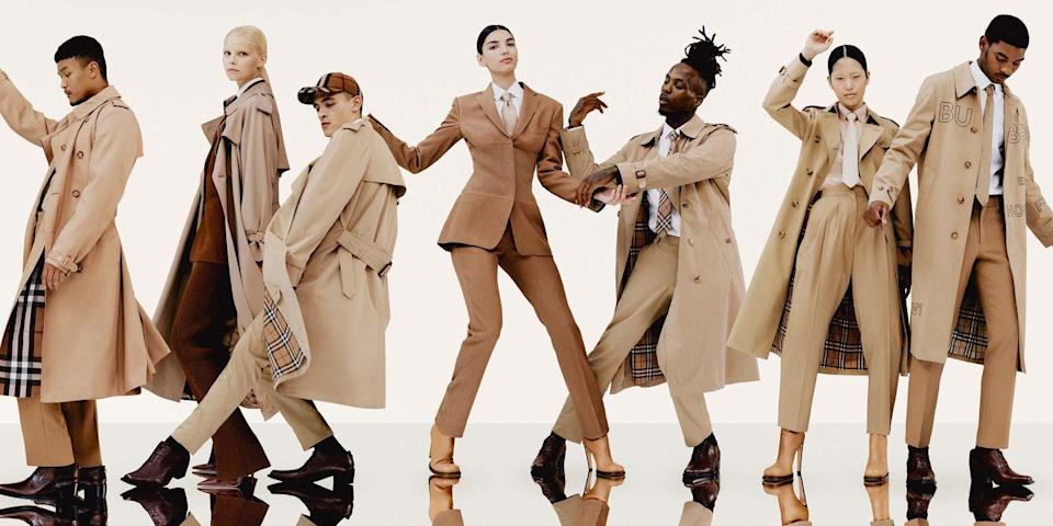 Photo credit: Courtesy of Burberry