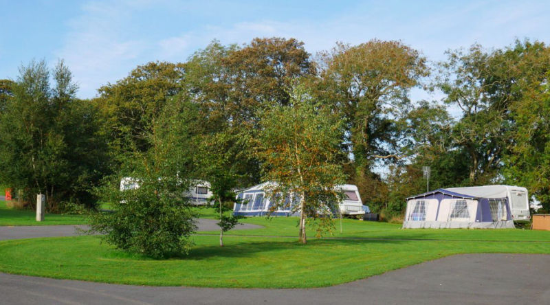 A drunk driver has admitted to driving into tents at a campsite in Wales (Wales News)