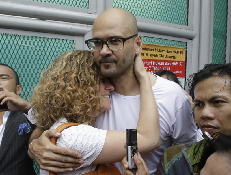 Indonesia Canadian Freed