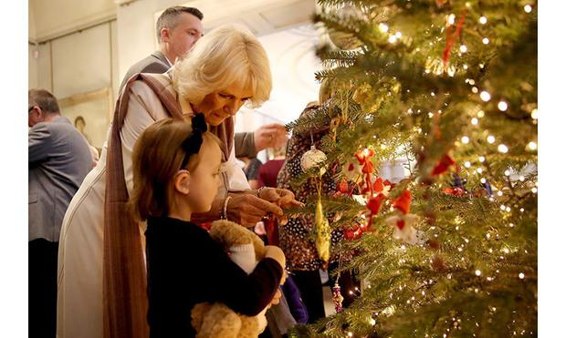 The Clarence House Christmas