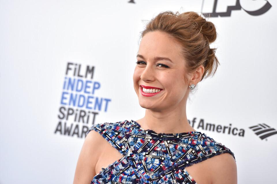 Brie Larson is over pleasing people for the sake of being nice and has found new confidence in speaking her truth. (Photo by Jordan Strauss/Invision/AP)