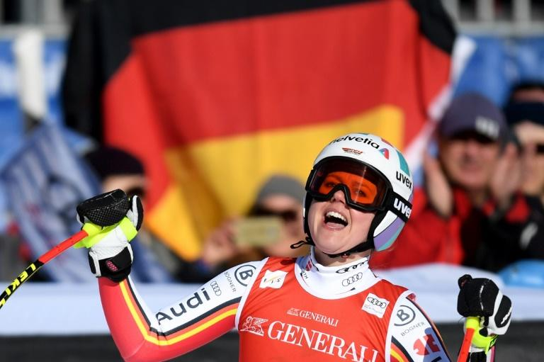 Ex-Olympic champion Rebensburg ends skiing career