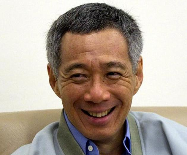 PM Lee Hsien Loong defended fellow PAP MP Grace Fu in Parliament on Tuesday. (Reuters photo)