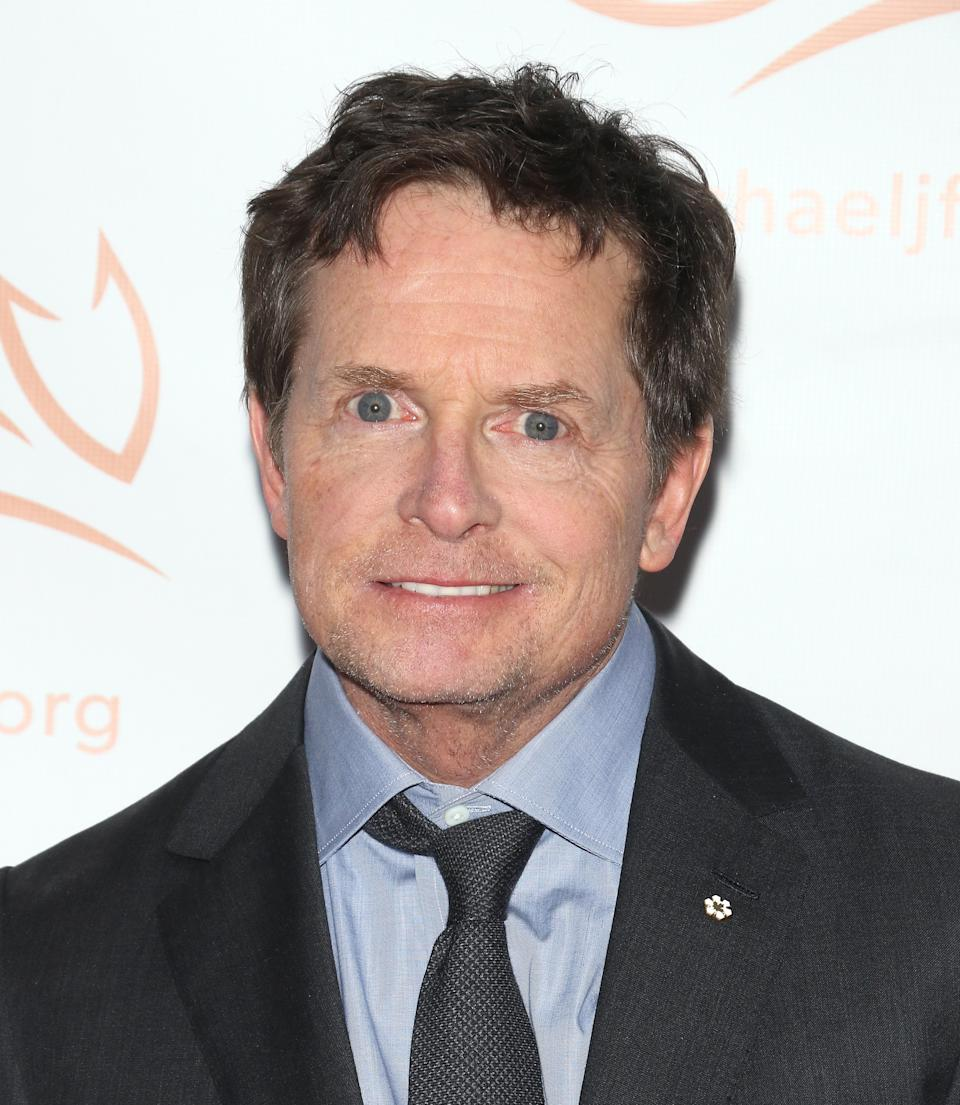 Michael J. Fox reflects on President Donald Trump and his Parkinson's diagnosis in a new interview. (Photo: Jim Spellman/WireImage)