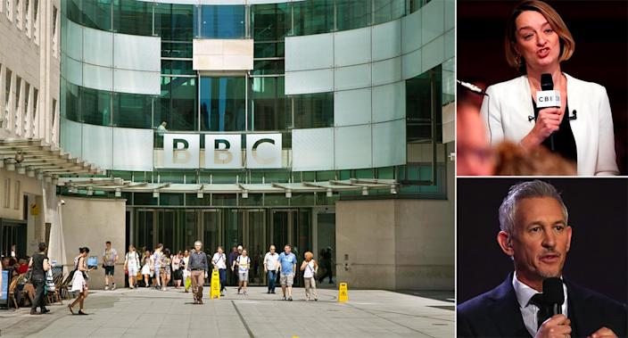"""BBC staff have been warned not to bring the corporation """"into disrepute"""" on social media."""