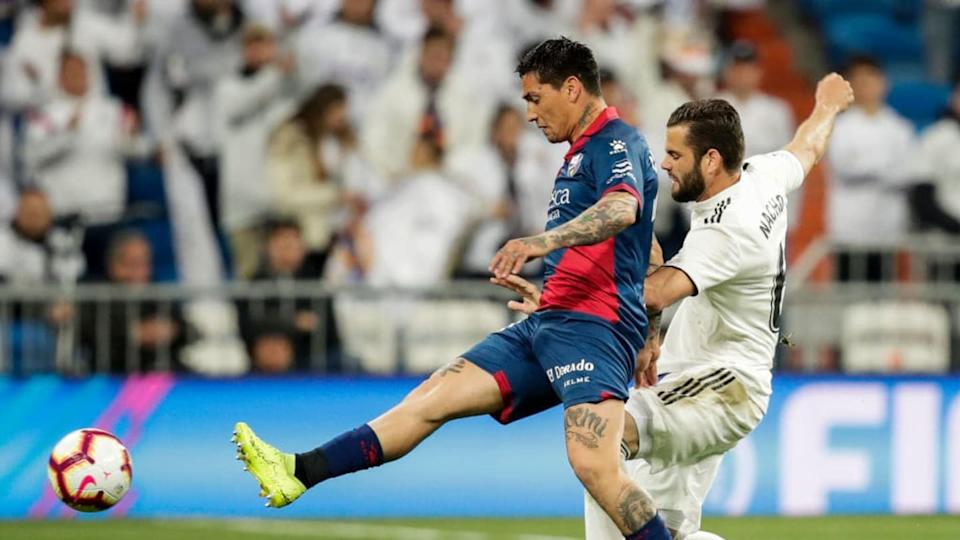Real Madrid Vs Huesca | Soccrates Images/Getty Images