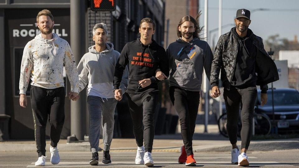 <p>The reboot of <em>Queer Eye</em> has blasted the new members of the FabFive into global superstardom. The uplifting and inspiring makeover series, which debuted on Netflix in 2018, has already pumped out five seasons, and it shows no signs of slowing down anytime soon. The original version aired from 2003-2007 on Bravo.</p>