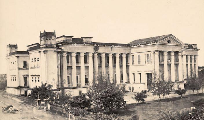 """<div class=""""paragraphs""""><p>An old photo of Calcutta Medical College.</p></div>"""