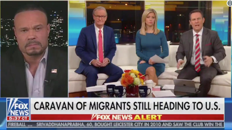 'Fox & Friends' Host Says Migrant Caravan May Be Bringing 'Diseases' To America