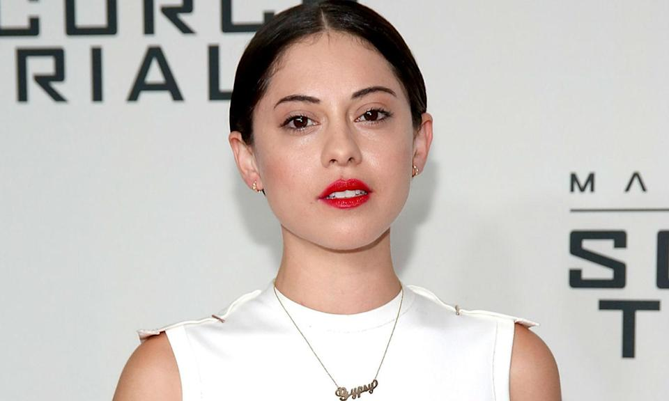 <p>Rosa Salazar has enjoyed some supporting roles in<em> The Maze Runner</em> franchise and the upcoming Netflix thriller <em>Bird Box</em> but next year she'll take centre stage in <em>Alita: Battle Angel</em>. The actor plays the titular manga character in Robert Rodriguez's high-octane adaptation. </p>