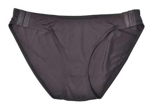 """<p>Designed with side fasteners, the <a href=""""https://www.popsugar.com/buy/Slick-Chicks-Hipster-Panty-550151?p_name=Slick%20Chicks%20Hipster%20Panty&retailer=intimately.co&pid=550151&price=28&evar1=tres%3Aus&evar9=47231070&evar98=https%3A%2F%2Fwww.popsugar.com%2Flove%2Fphoto-gallery%2F47231070%2Fimage%2F47231084%2FSlick-Chicks-Hipster-Panty&list1=lingerie&prop13=mobile&pdata=1"""" rel=""""nofollow"""" data-shoppable-link=""""1"""" target=""""_blank"""" class=""""ga-track"""" data-ga-category=""""Related"""" data-ga-label=""""http://intimately.co/collections/side-clip-panties/products/hipster-panty"""" data-ga-action=""""In-Line Links"""">Slick Chicks Hipster Panty</a> ($28) helps to simplify self-dressing, while also offering anti-microbial technology and breathable, moisture-wicking cotton. </p>"""