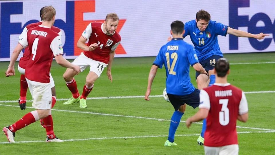 Italia-Austria   Laurence Griffiths/Getty Images