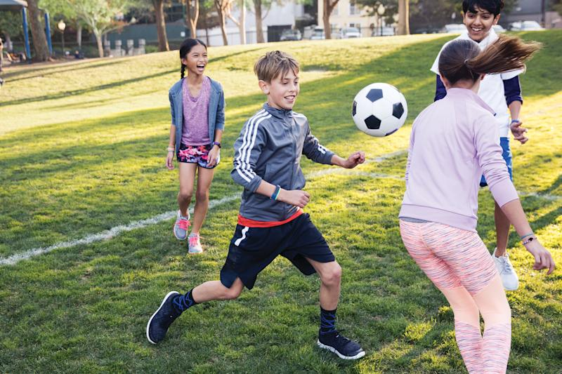 Fitbit wants to help kids move more—and that's just one way it's changing its business