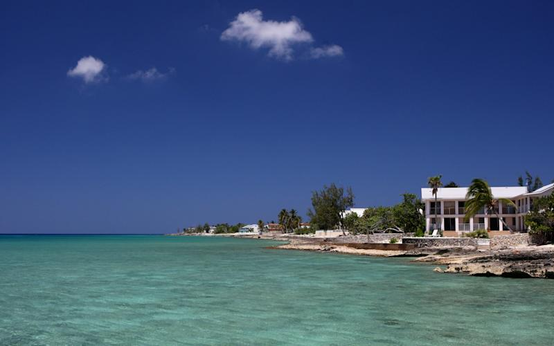 Grand Cayman in the Cayman Islands - Credit: Getty