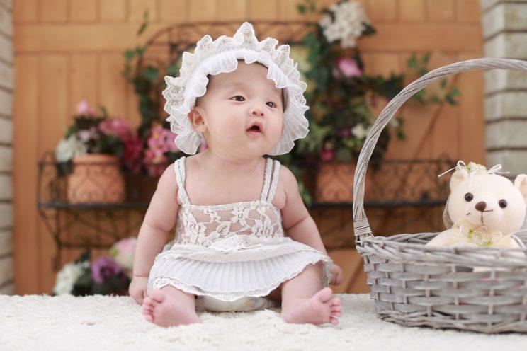 Spring Baby Names: Willow, Blossom, Fern: The Top Baby Names For Spring Have