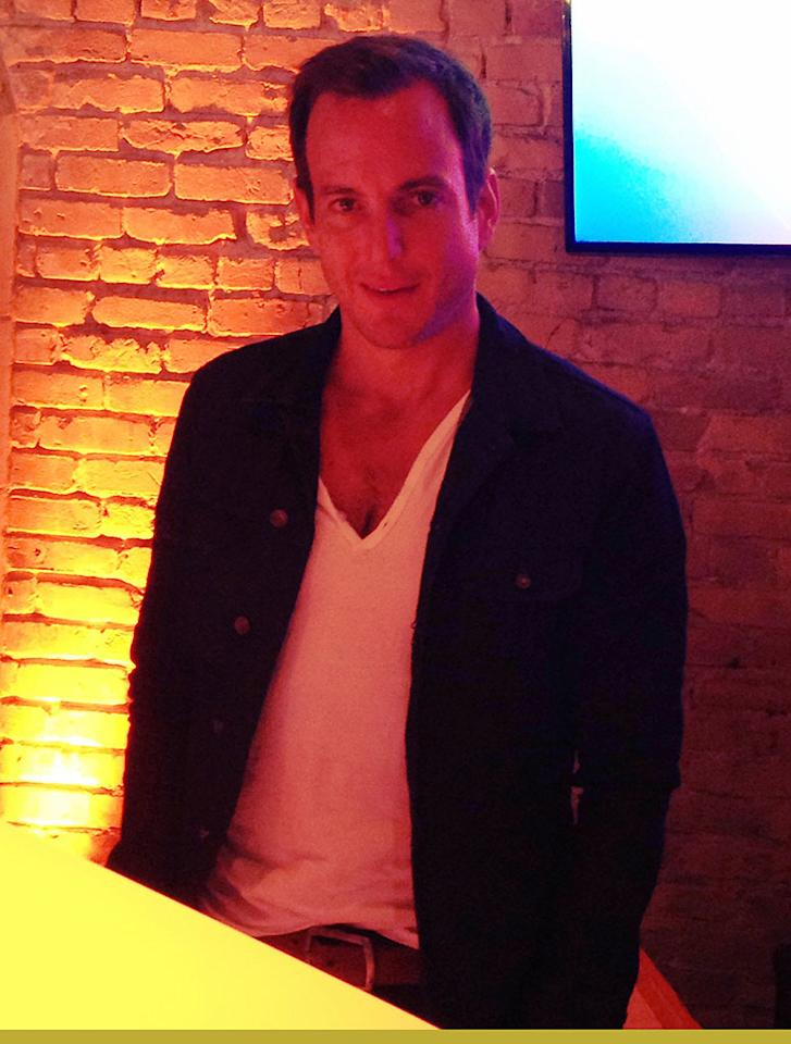 Will Arnett getting ready to play bingo. #sxsw #arresteddevelopment
