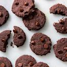 "<p>If you're a chocolate lover, you're going to go crazy for these cookies. Blogger Joe Duff of <a href=""https://www.thedietchefs.com/low-carb-chocolate-keto-cookies/"" rel=""nofollow noopener"" target=""_blank"" data-ylk=""slk:The Diet Chef"" class=""link rapid-noclick-resp"">The Diet Chef</a> somehow made the perfect keto-friendly chocolate cookie, all with less than 10 ingredients! We're impressed. </p><p>Get the <a href=""https://www.delish.com/uk/cooking/recipes/a32965211/chocolate-keto-cookies-recipe/"" rel=""nofollow noopener"" target=""_blank"" data-ylk=""slk:Chocolate Keto Cookies"" class=""link rapid-noclick-resp"">Chocolate Keto Cookies</a> recipe.</p>"