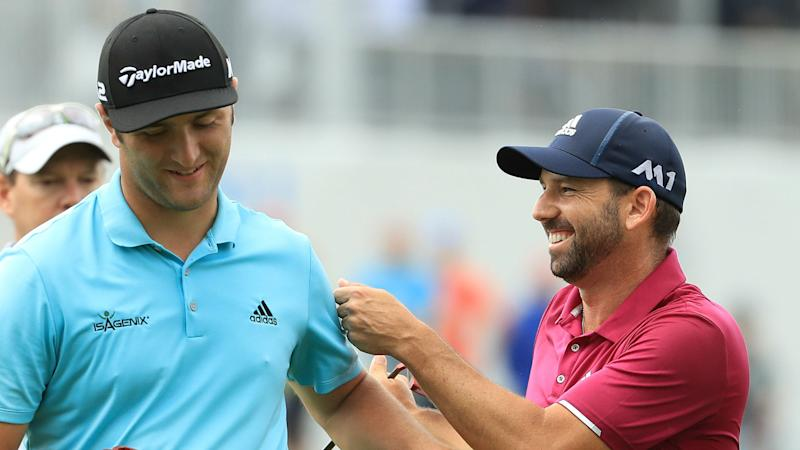 Kisner survives Spieth charge for second win