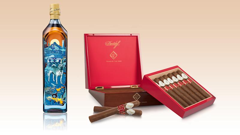 Johnnie Walker and Davidoff Celebrate the Year of the Dog