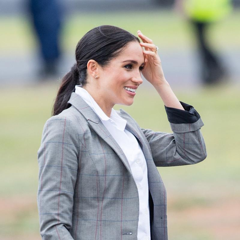Meghan Markle's Skinny Jeans Aren't Just Cool—They're