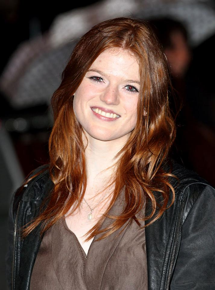 """Downton Abbey"" actress Rose Leslie will play Ygritte, a Wildling woman that Jon Snow meets during his adventures beyond the Wall. Ygritte is described as ""strong-willed, witty, skilled in battle and survival in the wilderness. An unconventional beauty, skinny but strong with red hair (which the Wildlings consider 'kissed by fire')."""