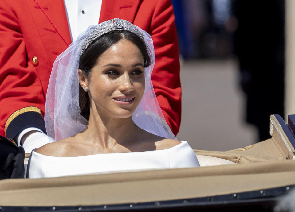 Meghan Markle, Duchess of Sussex (2018) - Credit: KGC-178/STAR MAX/IPx.