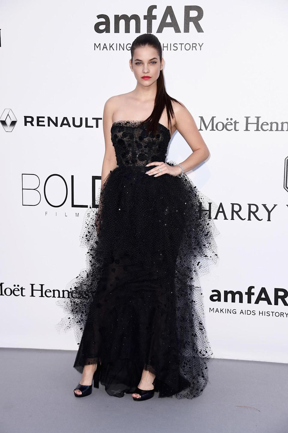 <p>She's the face of Loreal and advertises for Chanel. <i>[Photo: Getty]</i></p>