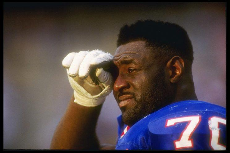 Leonard Marshall played 12 NFL seasons. (Getty)