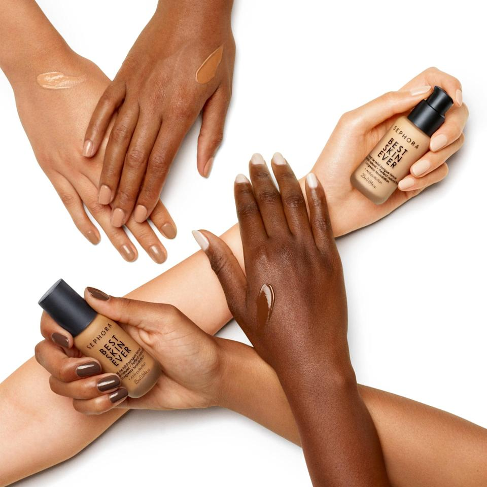 Sephora Collection's New Best Skin Ever Foundation Is as Good as It Says - and Only $20