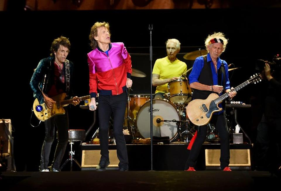 The Rolling Stones (Getty Images)