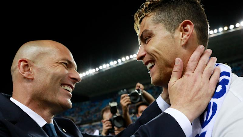 Ronaldo and Zidane symbols of Real Madrid's DNA – Perez