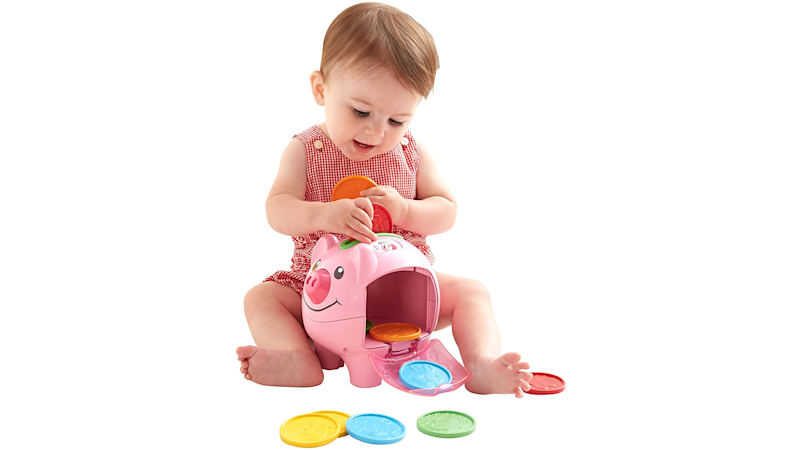Gifts for Kids 2019: Fisher-Price Laugh and Learn Piggy Bank