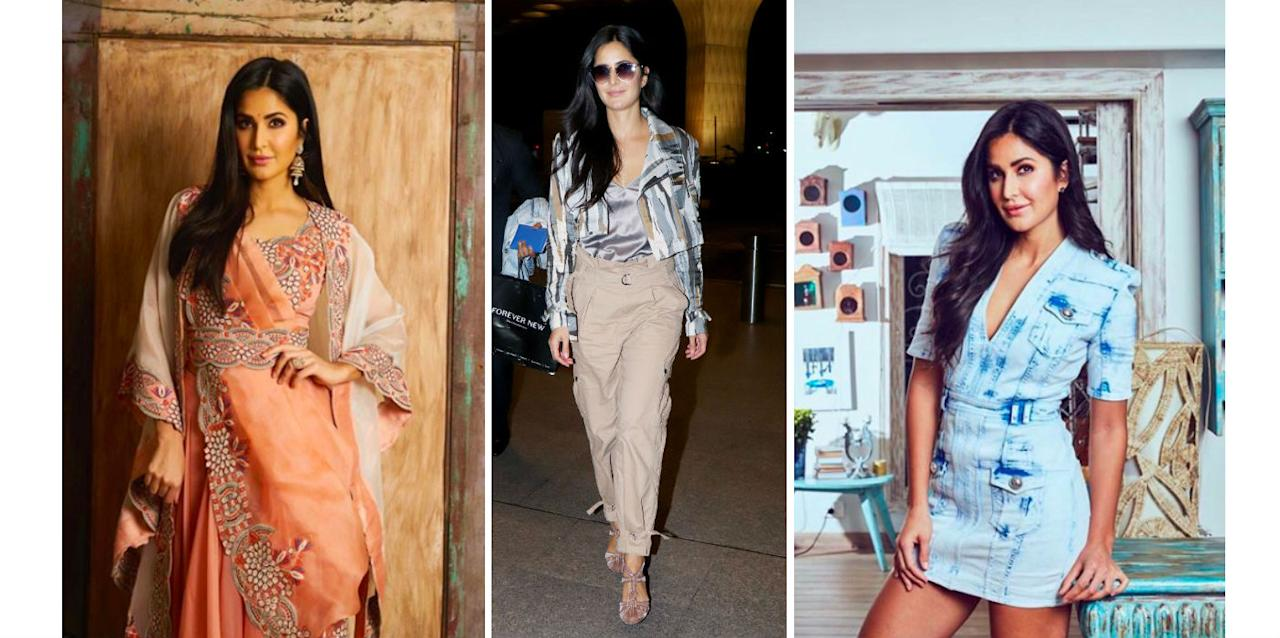 What do you think of her style? Do you agree with us or do you think all celebrities don't need to be style icons?