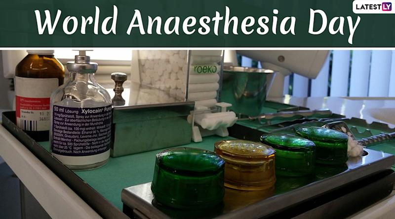 World Anaesthesia Day 2020: Lesser Known Facts About Anesthesia That Will Surprise You on Ether Day