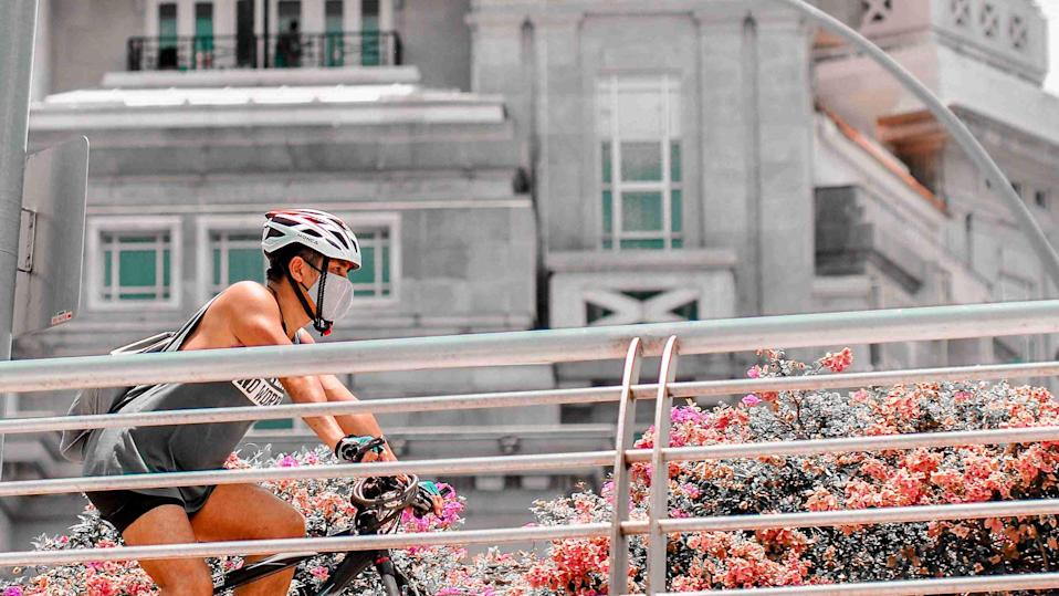 Rising petrol costs and climate change? Time to hop on a bike instead for your mode of commute!