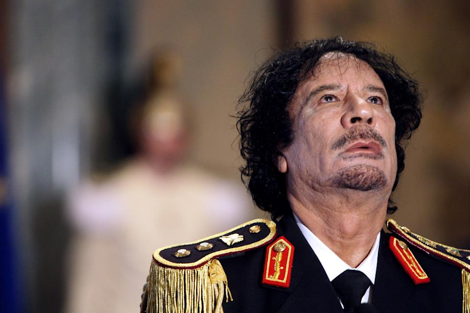 <p><b>Muammar Gaddafi</b></p> <br><p>When the assets of former Libyan leader Muammar Gaddafi and his kin were frozen in March 2011, some of the numbers that came out were astonishing. The U.S. had seized $30 billion of the family's investments. Canada had frozen $2.4 billion, Austria had frozen $1.7 billion and the U.K. had frozen $1 billion. It was reported that these figures were nowhere close to the actuals. Over his 42-year reign, Gaddafi was said to have amassed $75 to $80 billion.</p>