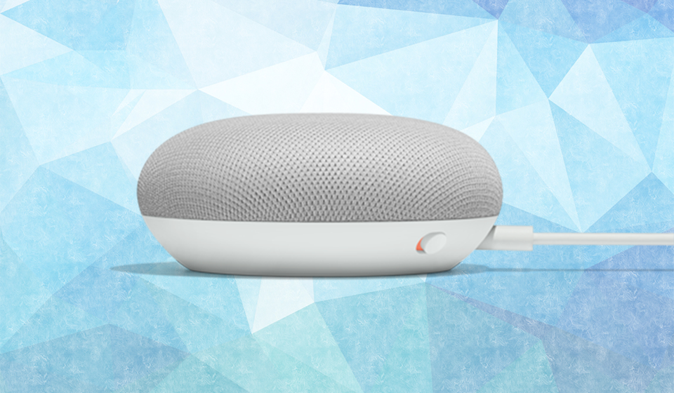 Save $20 on this Google Nest Mini (second generation). (Photo: Walmart)